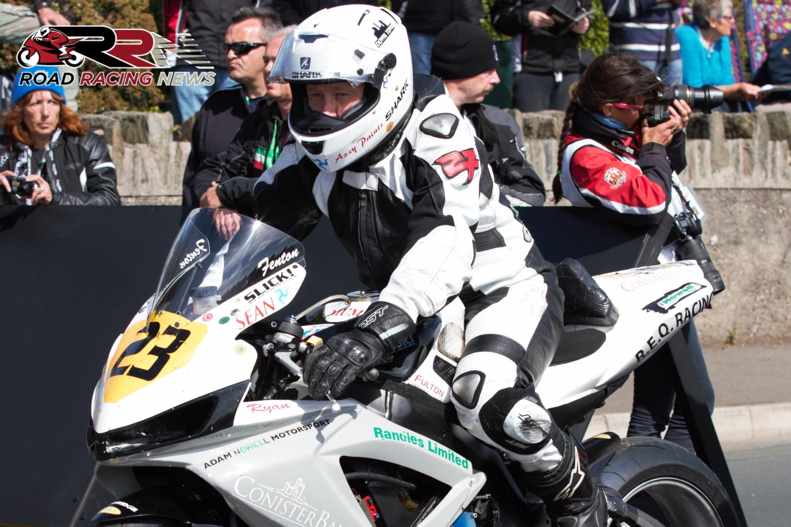 Manx GP Top 6: Andy Fenton