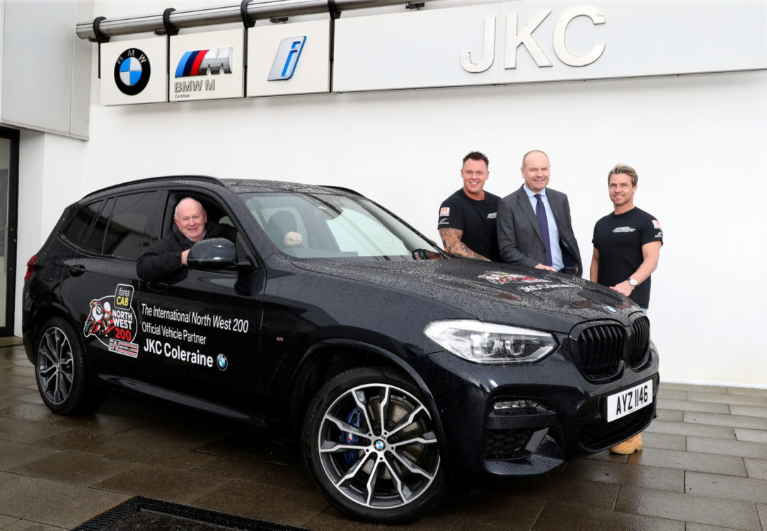 JKC BMW Confirmed As Latest Notable Backer Of 2020 North West 200