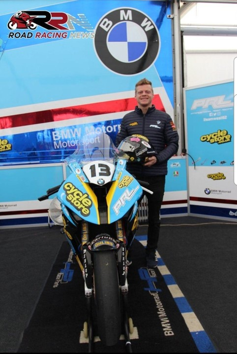 PRL Racing Expand To 2 Rider Team For North West 200, TT 2020