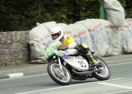 Manx GP Top 6: Barry Wood