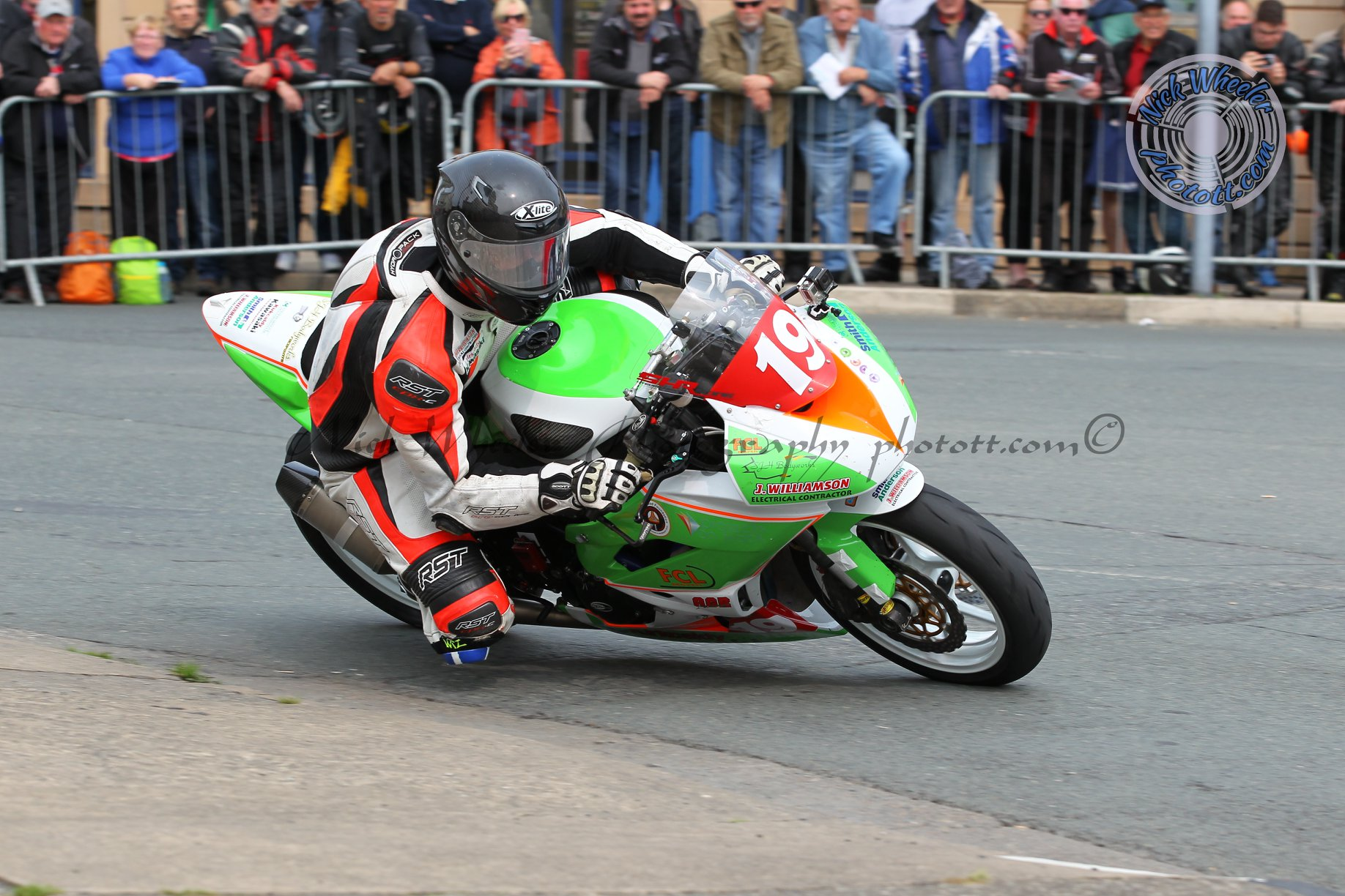 Manx GP Top 6: Steven Haddow