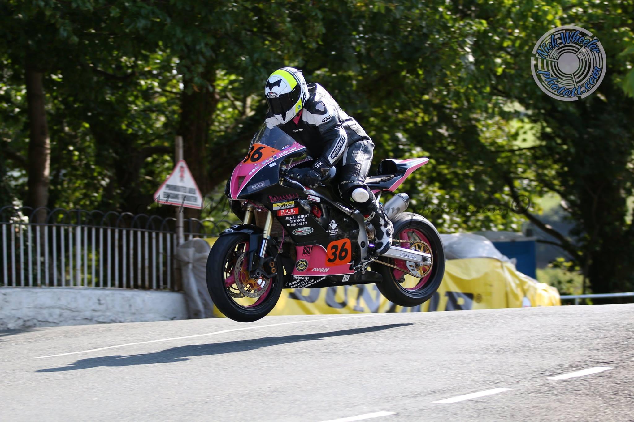 Manx GP Top 6: John Bain