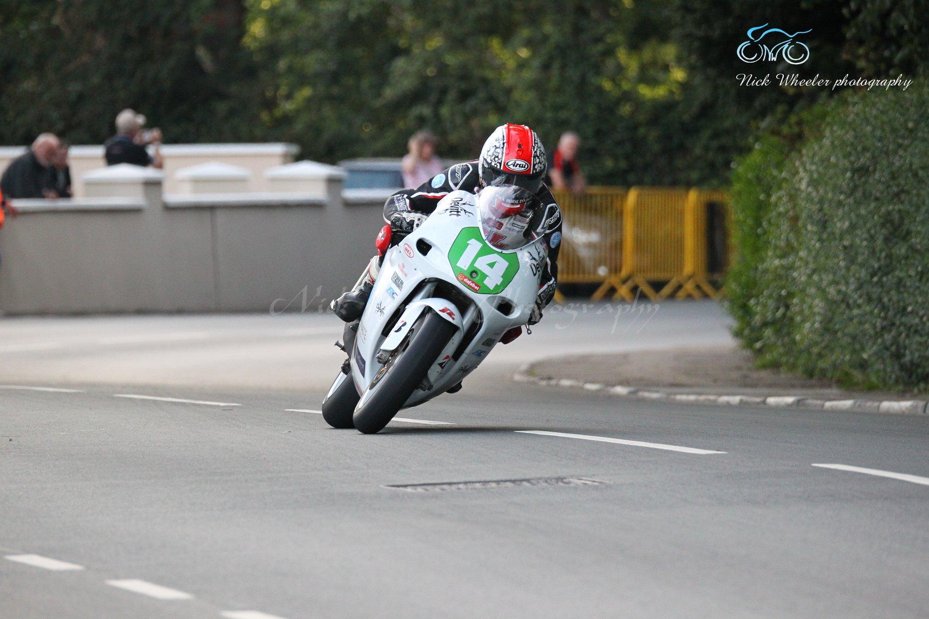 Manx GP Top 6: Chris Moore