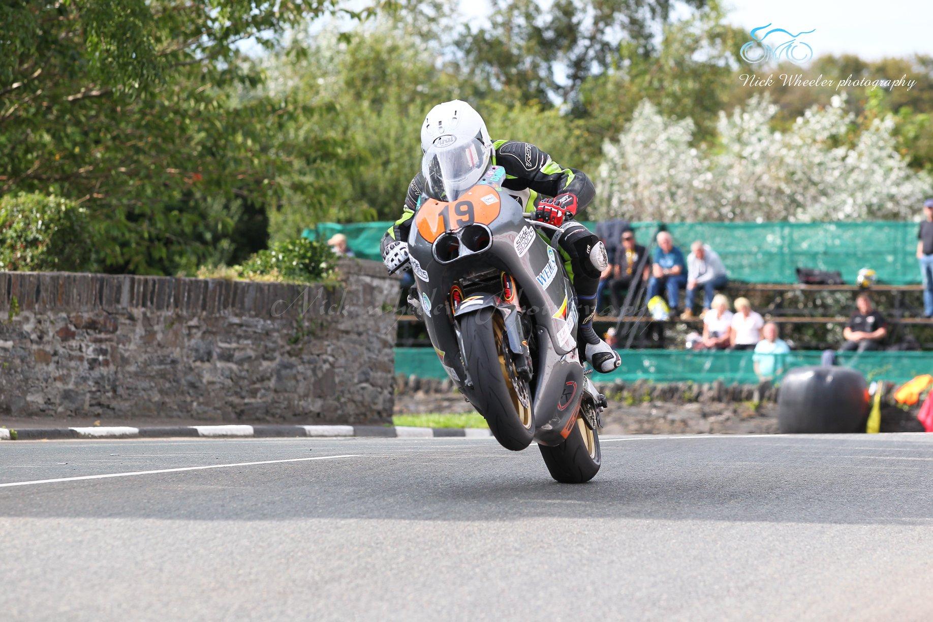 Manx GP Top 6: Jamie Edwards