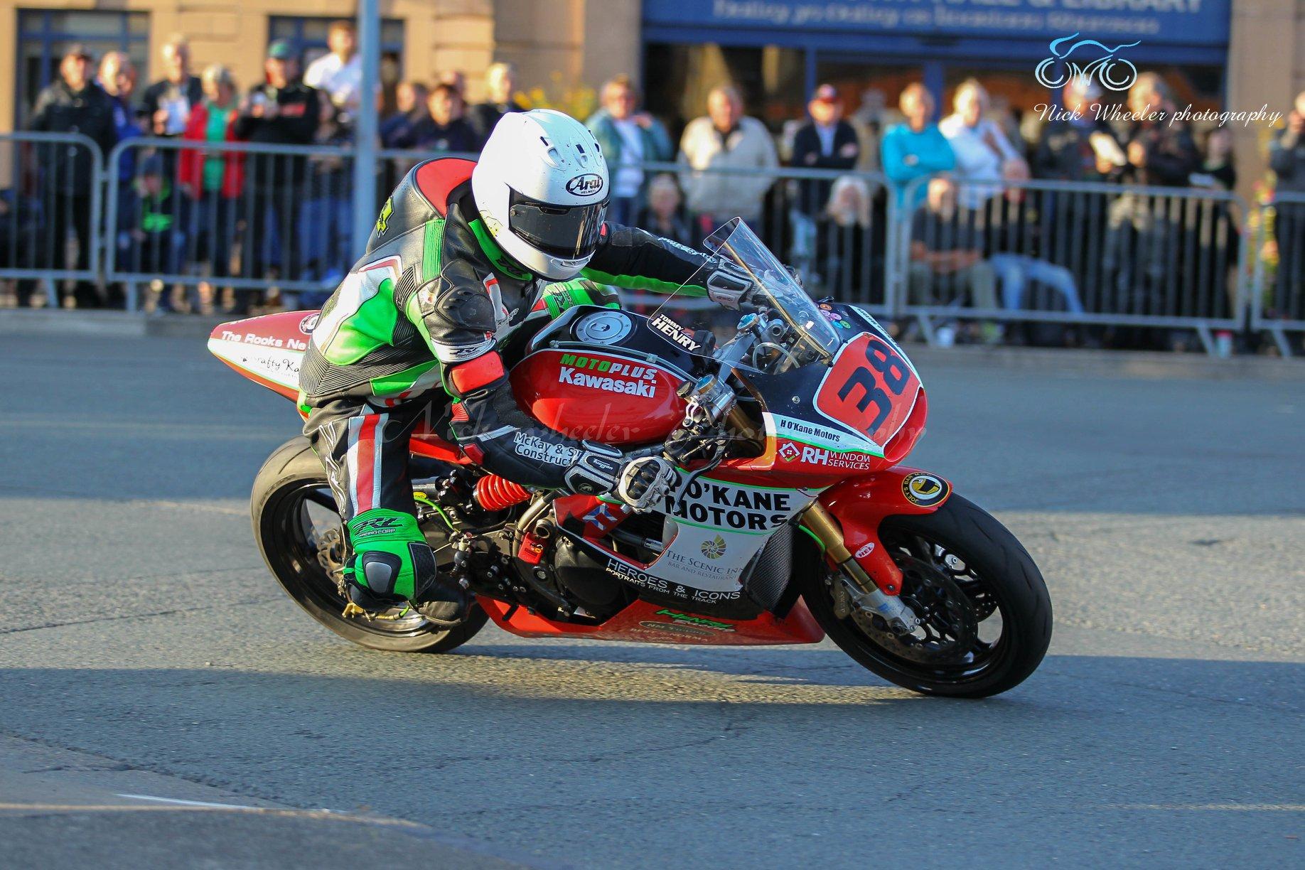 Manx GP Top 6: Tommy Henry