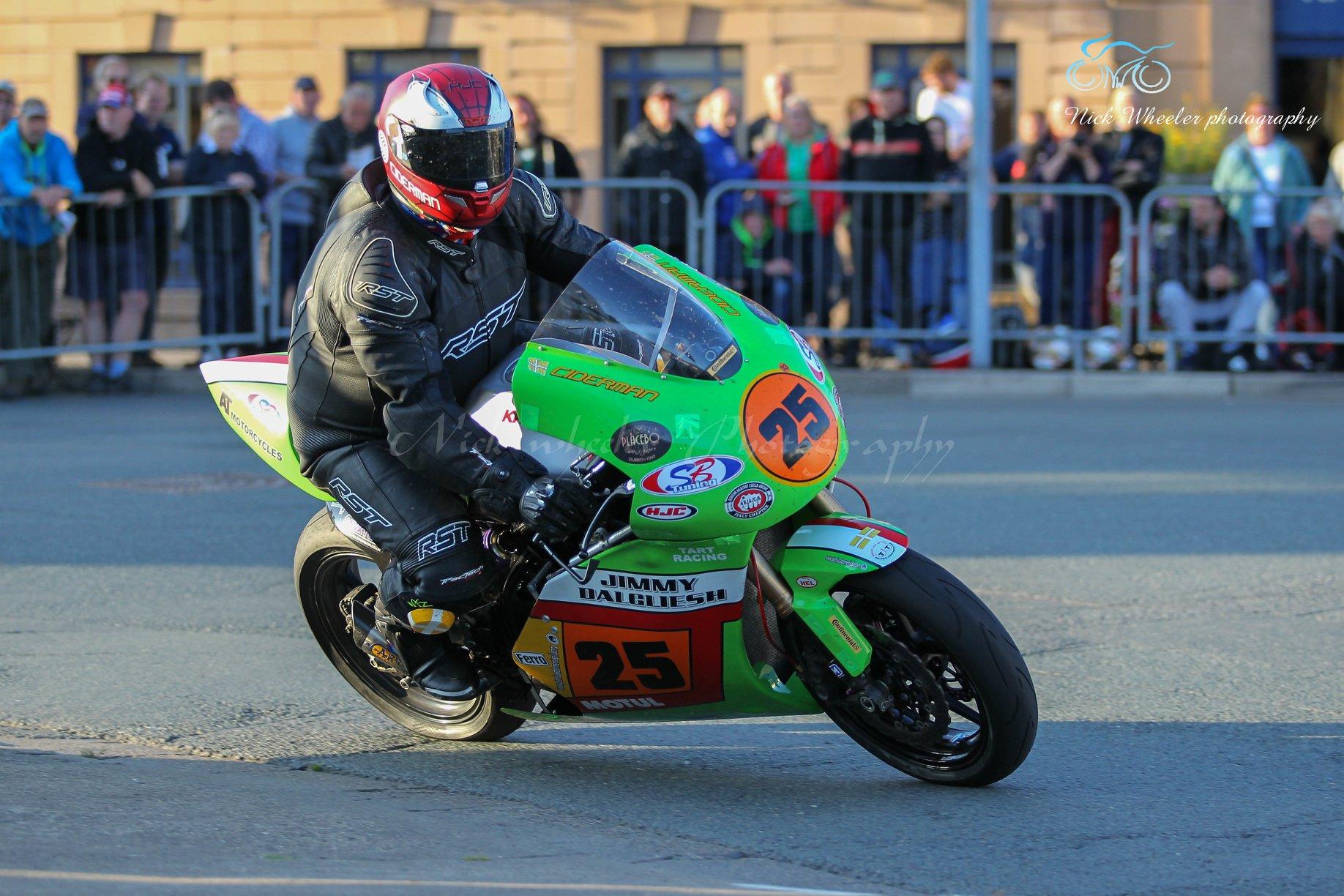 Manx GP Top 6: Wayne Axon