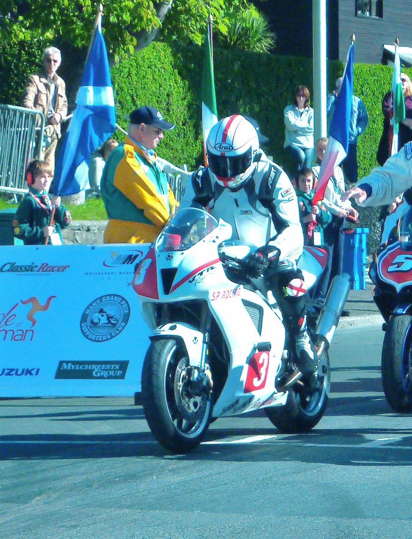 Manx GP Top 6: Scott Preece