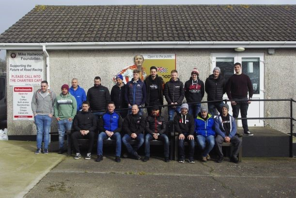 Prospective Manx GP Newcomers Experience Mountain Course For First Time