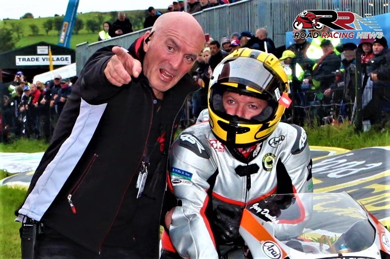 Noel Johnston Ends Stint As Ulster GP Clerk Of The Course