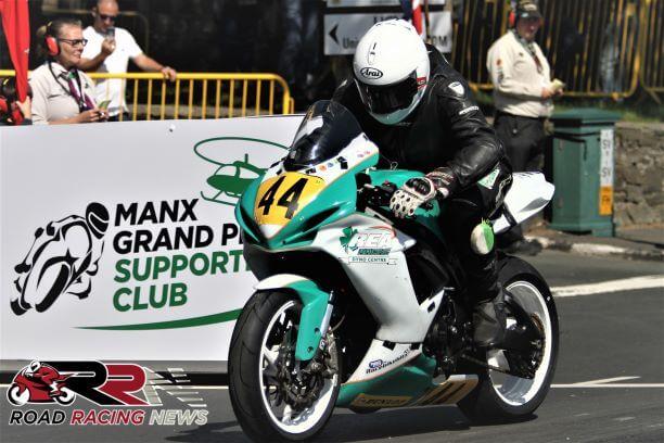 Manx GP Top 6: Nigel Rea
