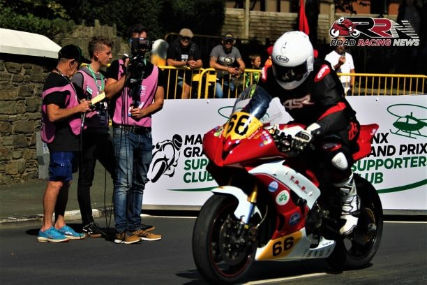 Manx GP Top 6: Noel Carroll
