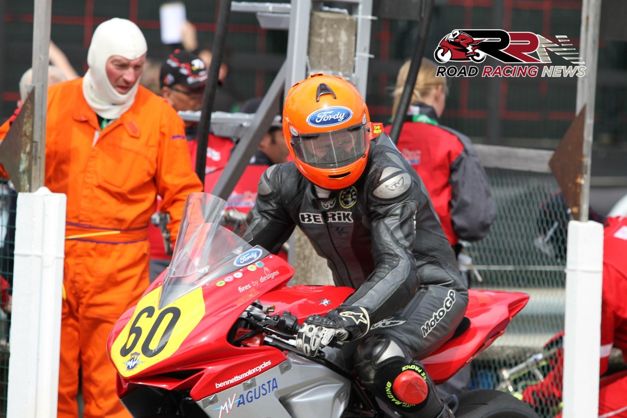 Manx GP Top 6: James Ford