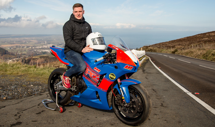 TT 2020 Latest: Rising Manx Talent Cringle Ready For First Mountain Course Stint