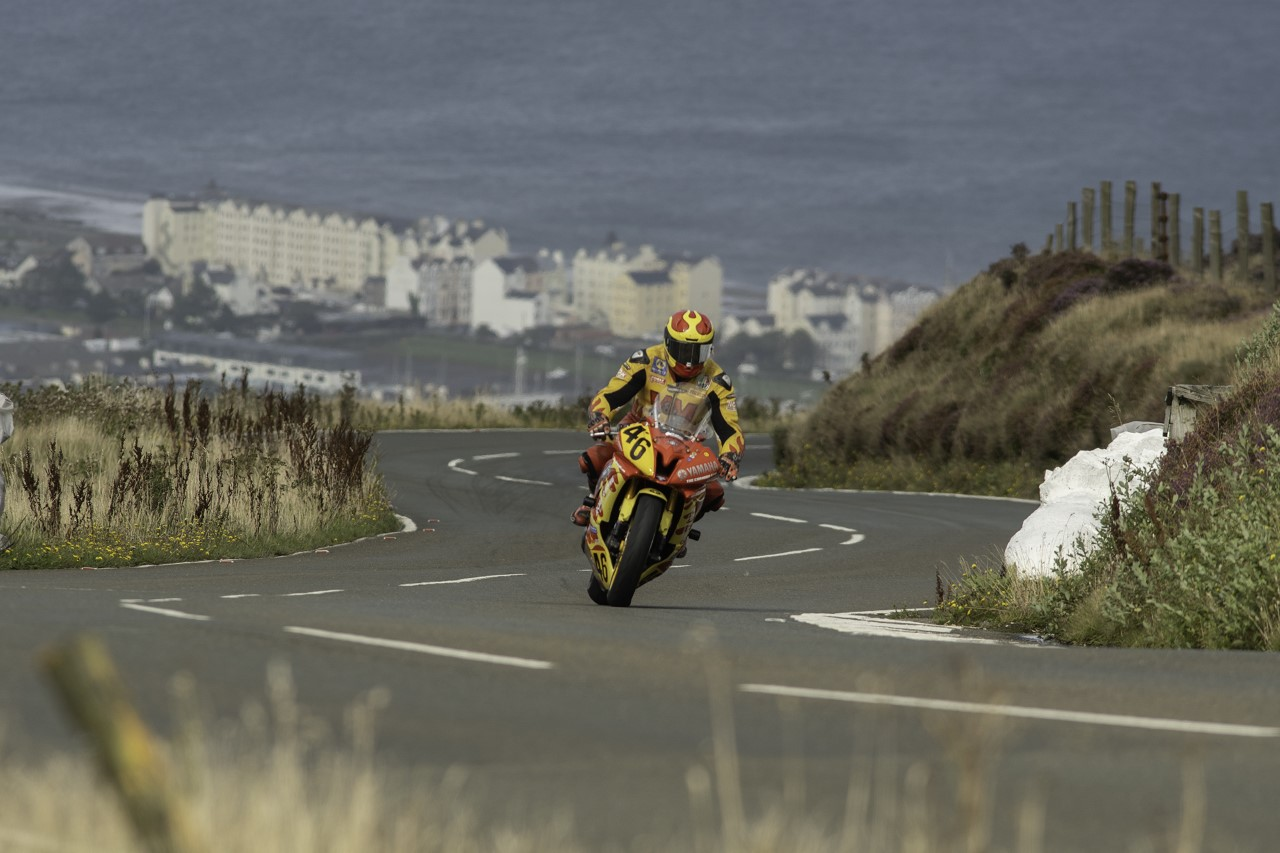 Manx GP Top 6: Ross Orchard