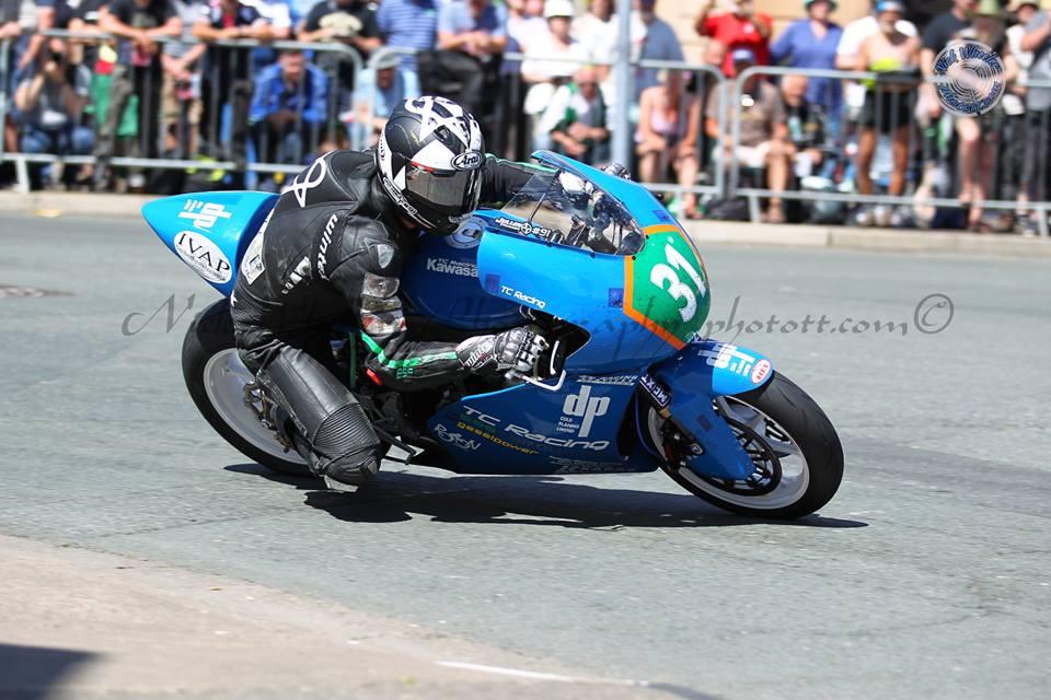 Manx GP Top 6: Julian Trummer