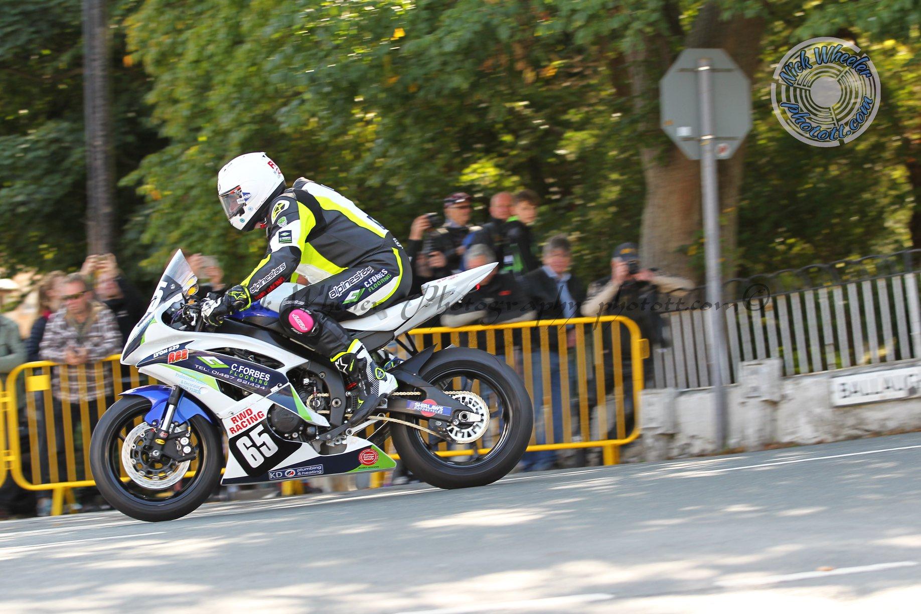 Manx GP Top 6: Richard Duncan