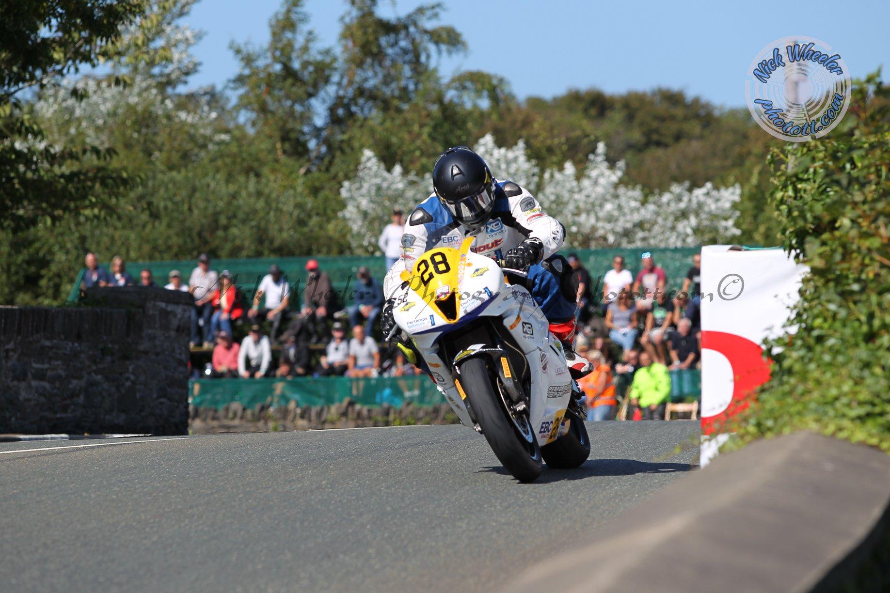 Manx GP Top 6: Gaz Evans