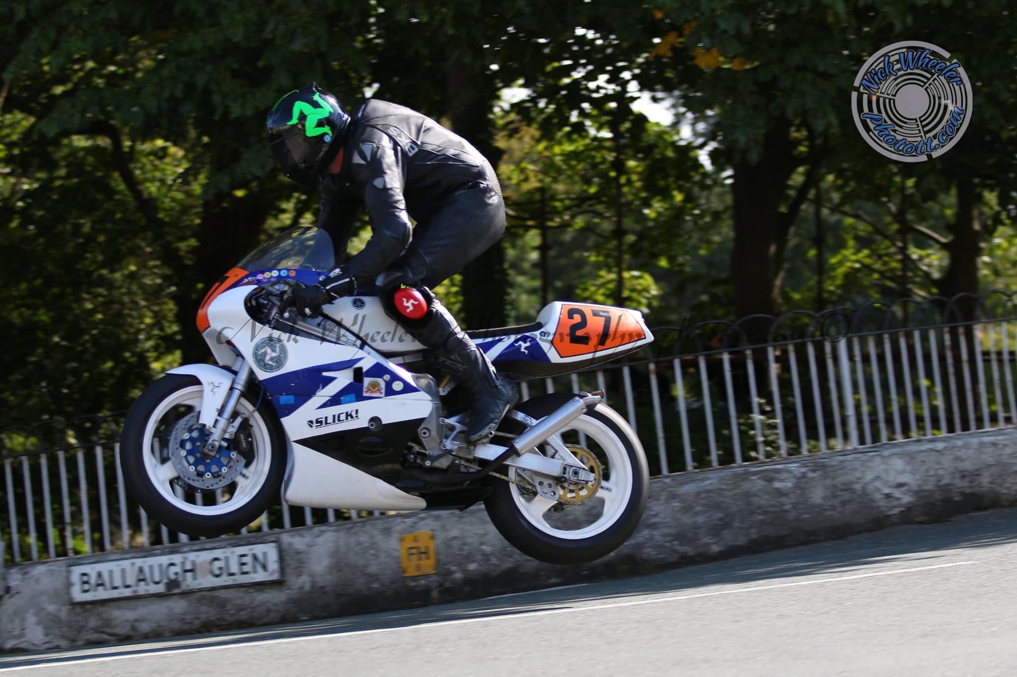 Manx GP Top 6: Steve Ault