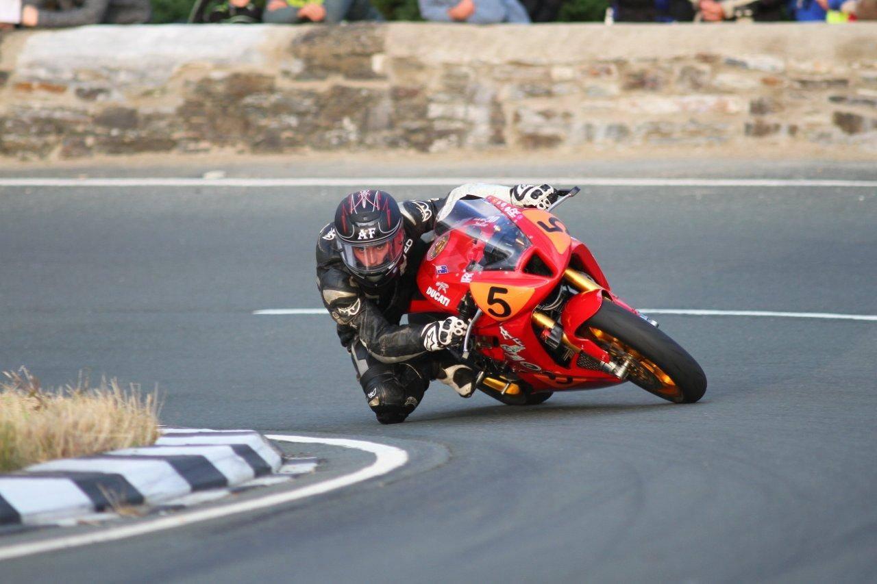 Manx GP Top 6: Royce Rowe