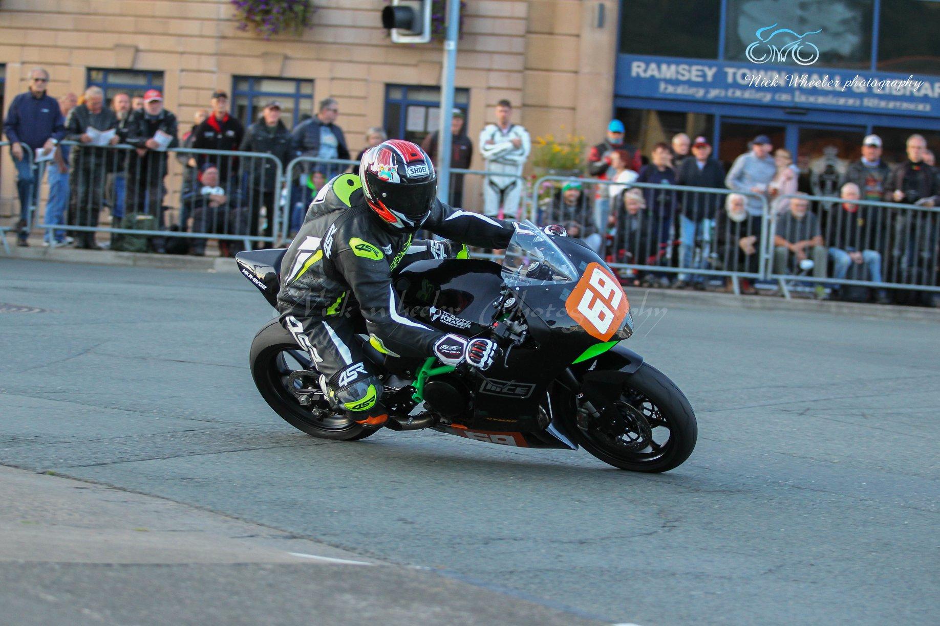 Manx GP Top 6: Sebastian Witt