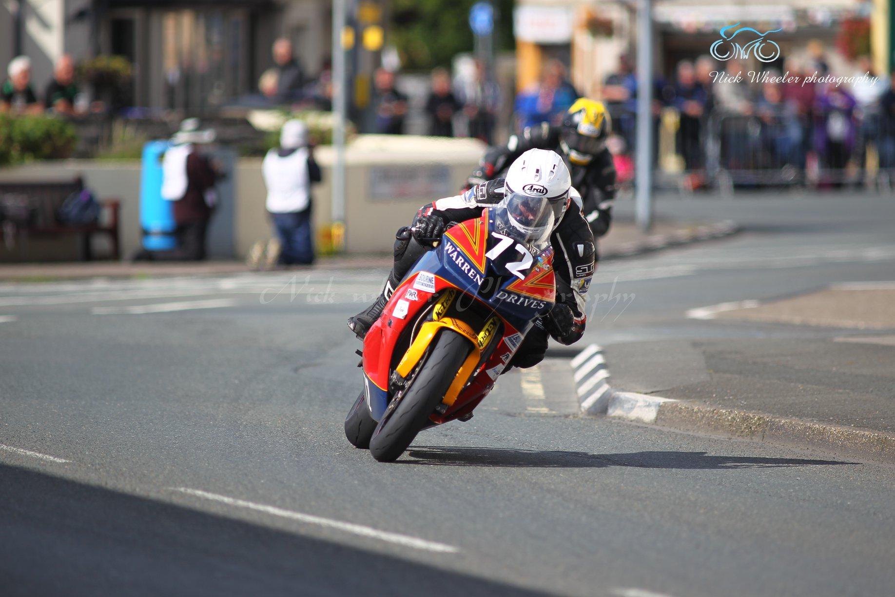 Manx GP Top 6: Lloyd Collins