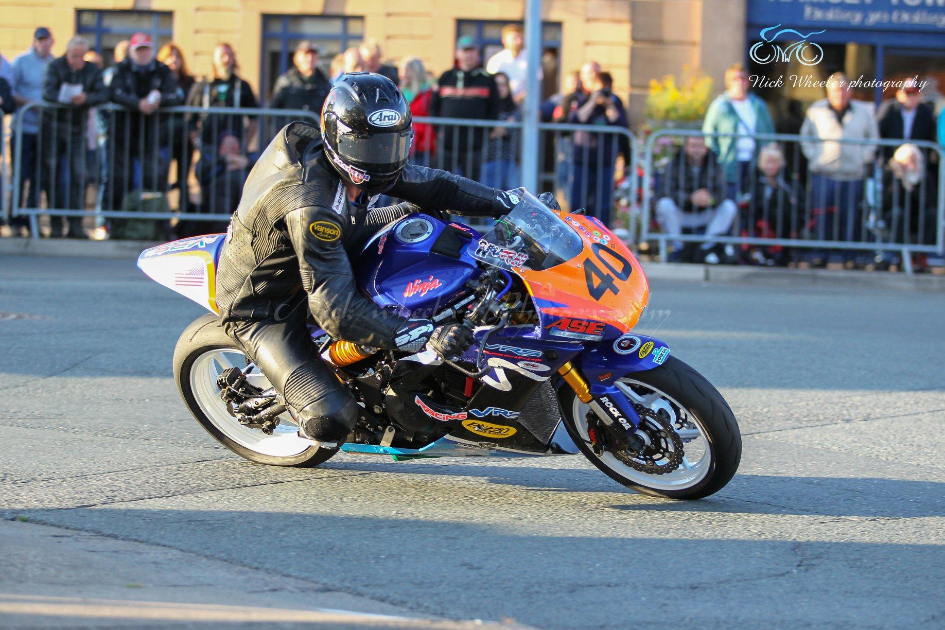 Manx GP Top 6: Pete Murray