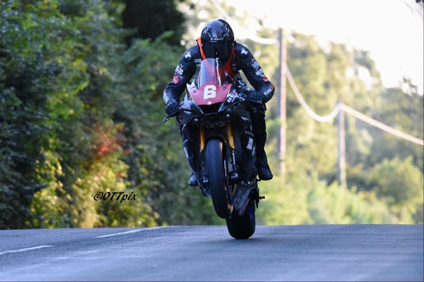 Manx GP Top 6: Ivo Ladde