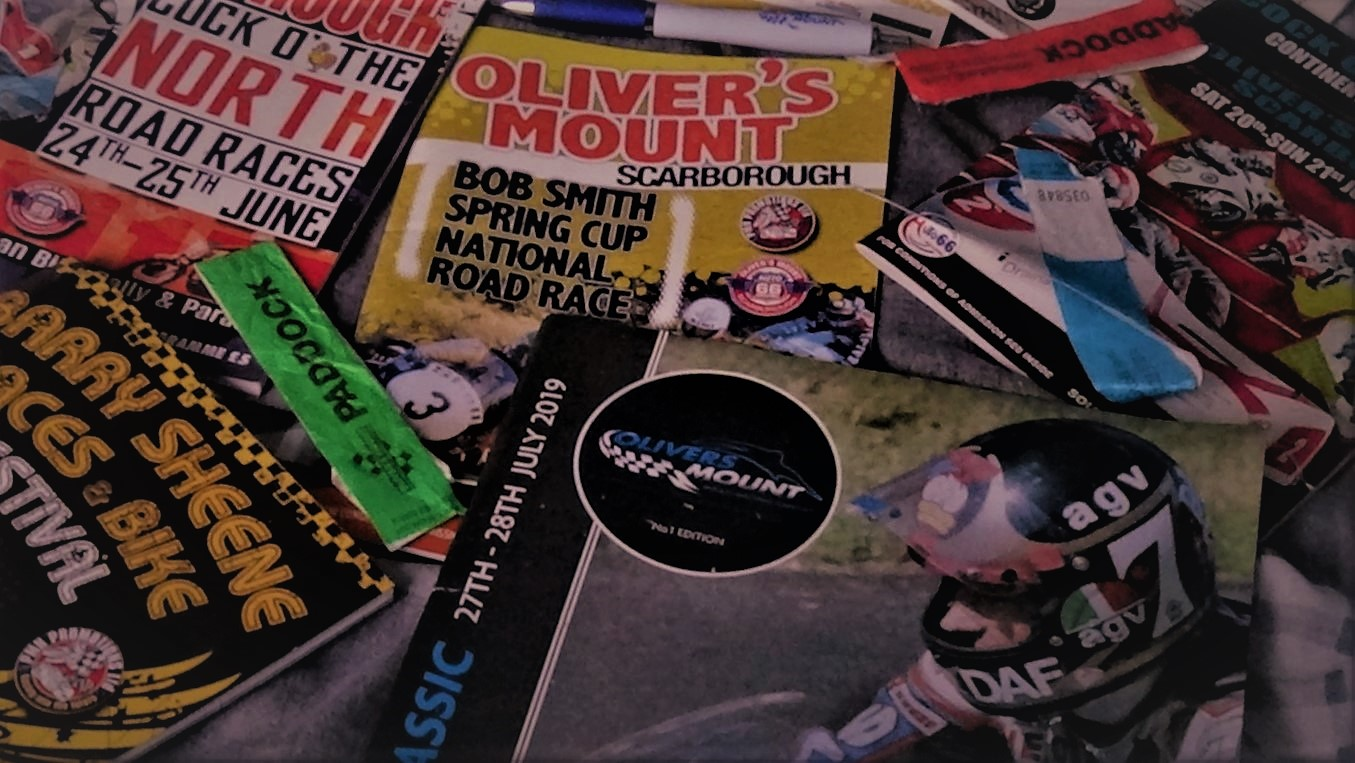 Programmes, Race Guides Great Collectors Items, Pieces Of Racing History!
