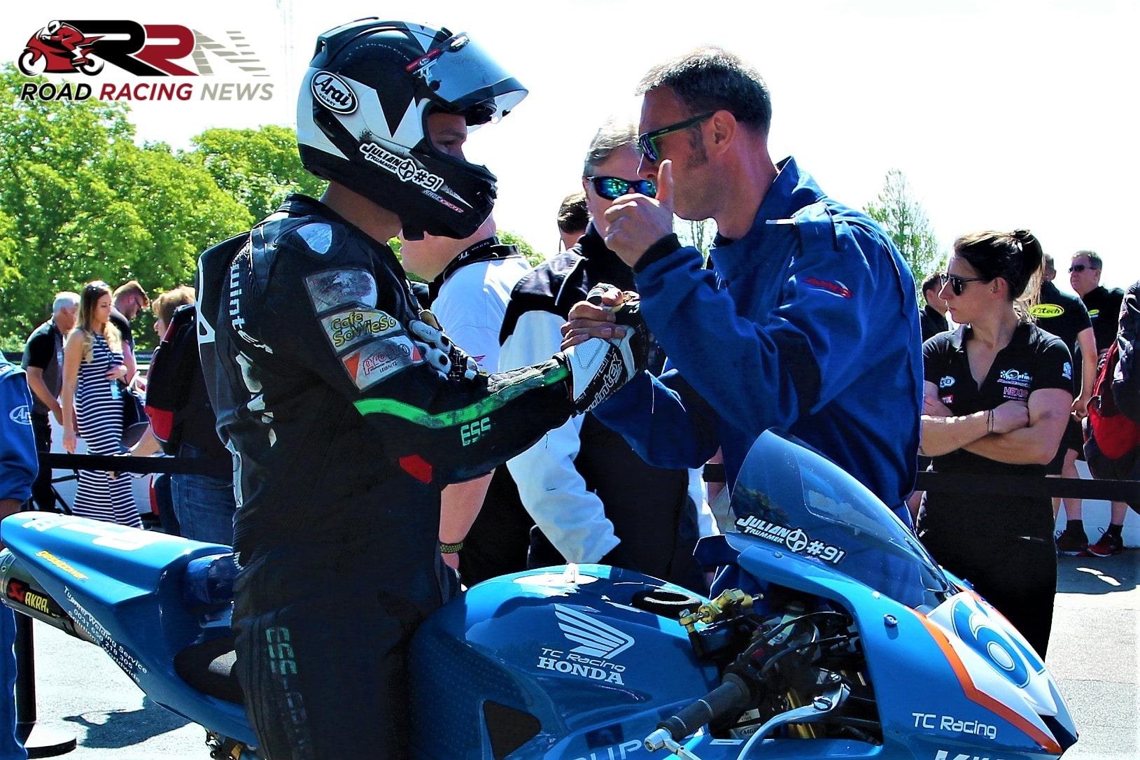Manx GP Top 6: Mick Charnock
