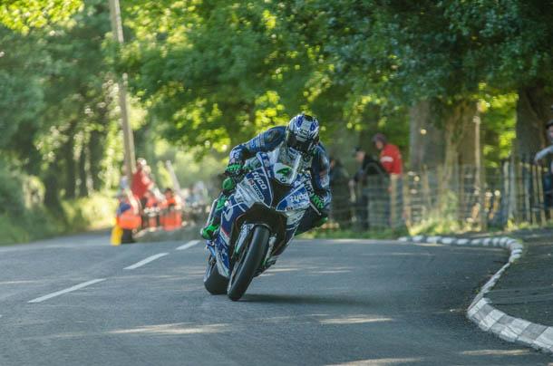 16 Times TT Winner Hutchinson Rejoins TAS Racing