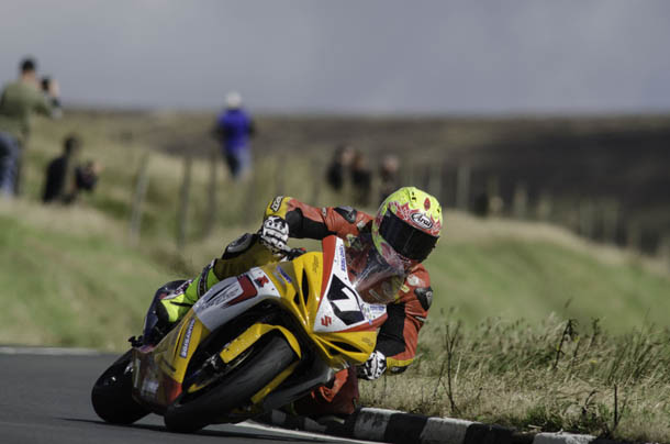 Manx GP Top 6: Glenn Harrison