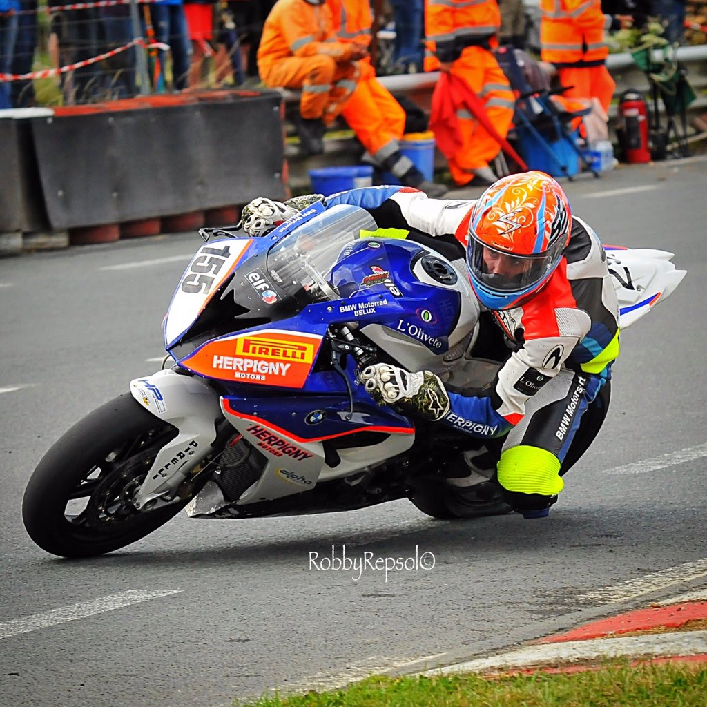 Road Racing's Great Races – IRRC Chimay 2016 – Superbike Race 1