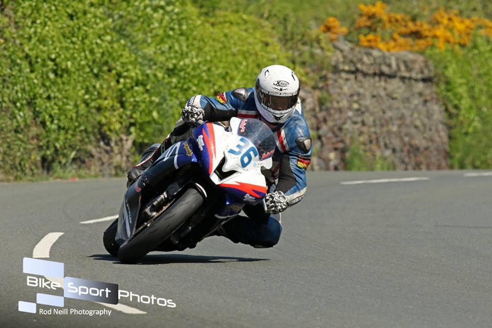 Manx GP Top 6: Colin Stephenson