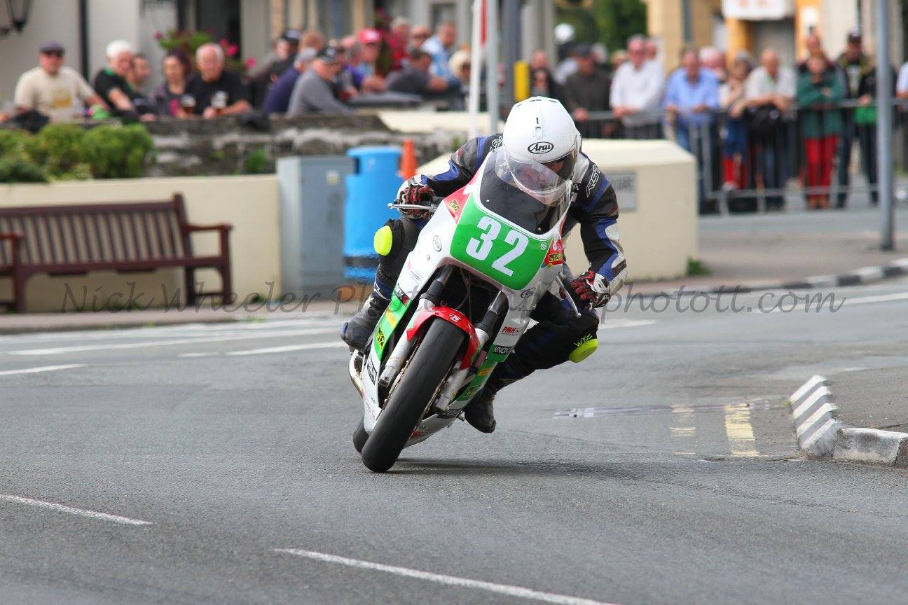Manx GP Top 6: Alistair Haworth