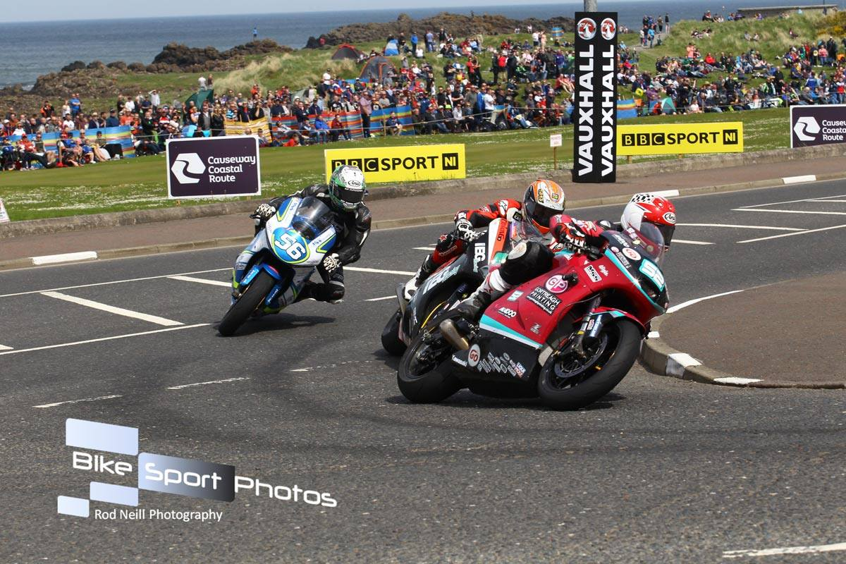 Road Racing's Great Races – 2018 North West 200 – Super Twins Race 2