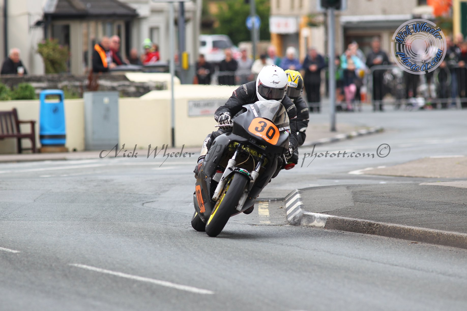 Manx GP Top 6: Alun Thomas