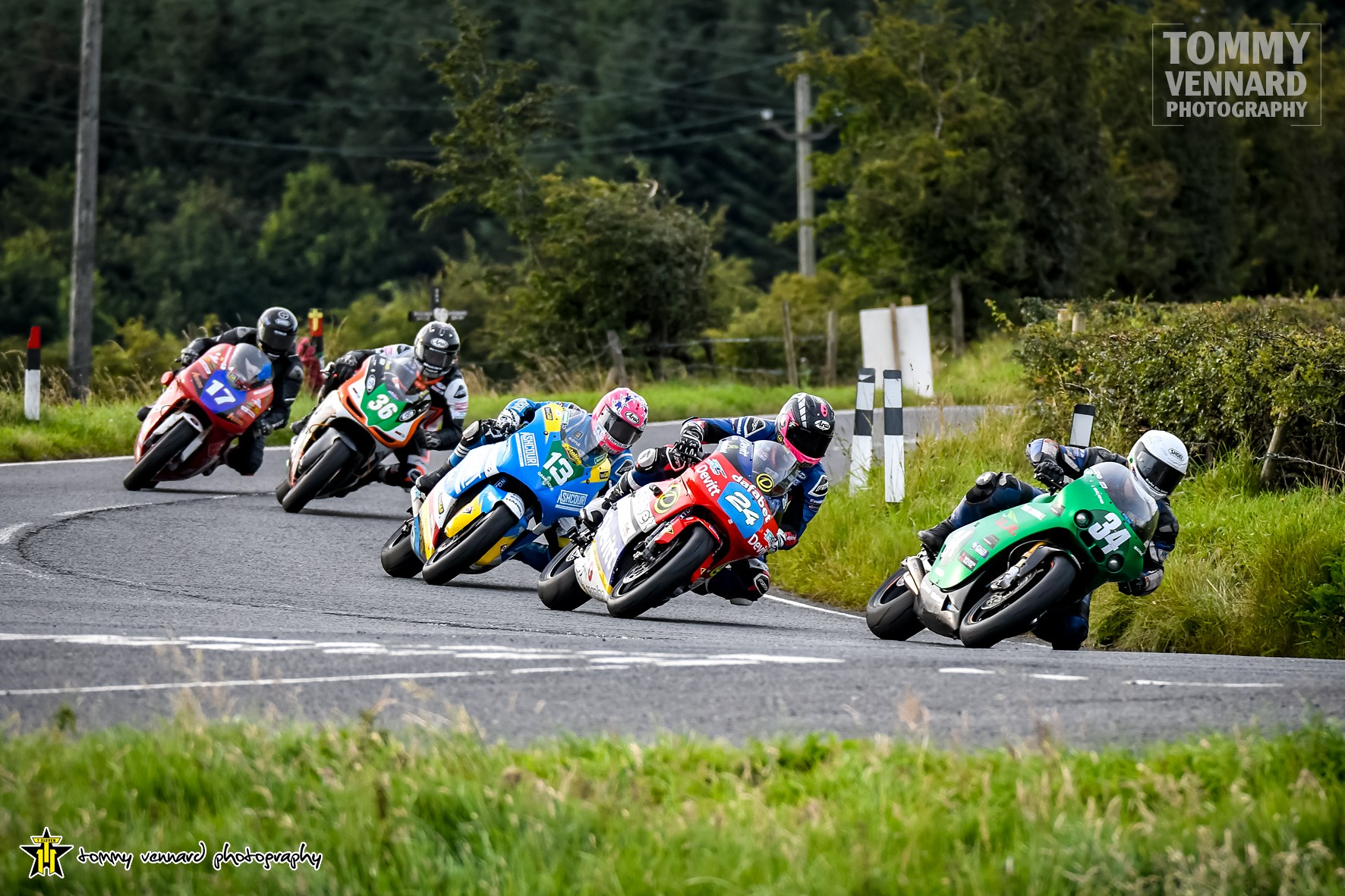 Stats: Quickest Super Twin Ulster GP Exponents