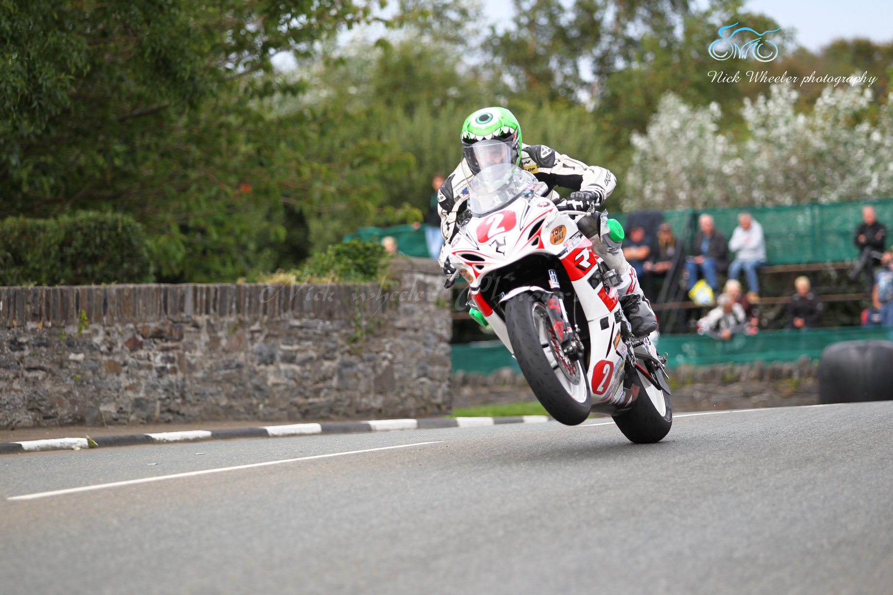 Manx GP Top 6: Quentin Limousin