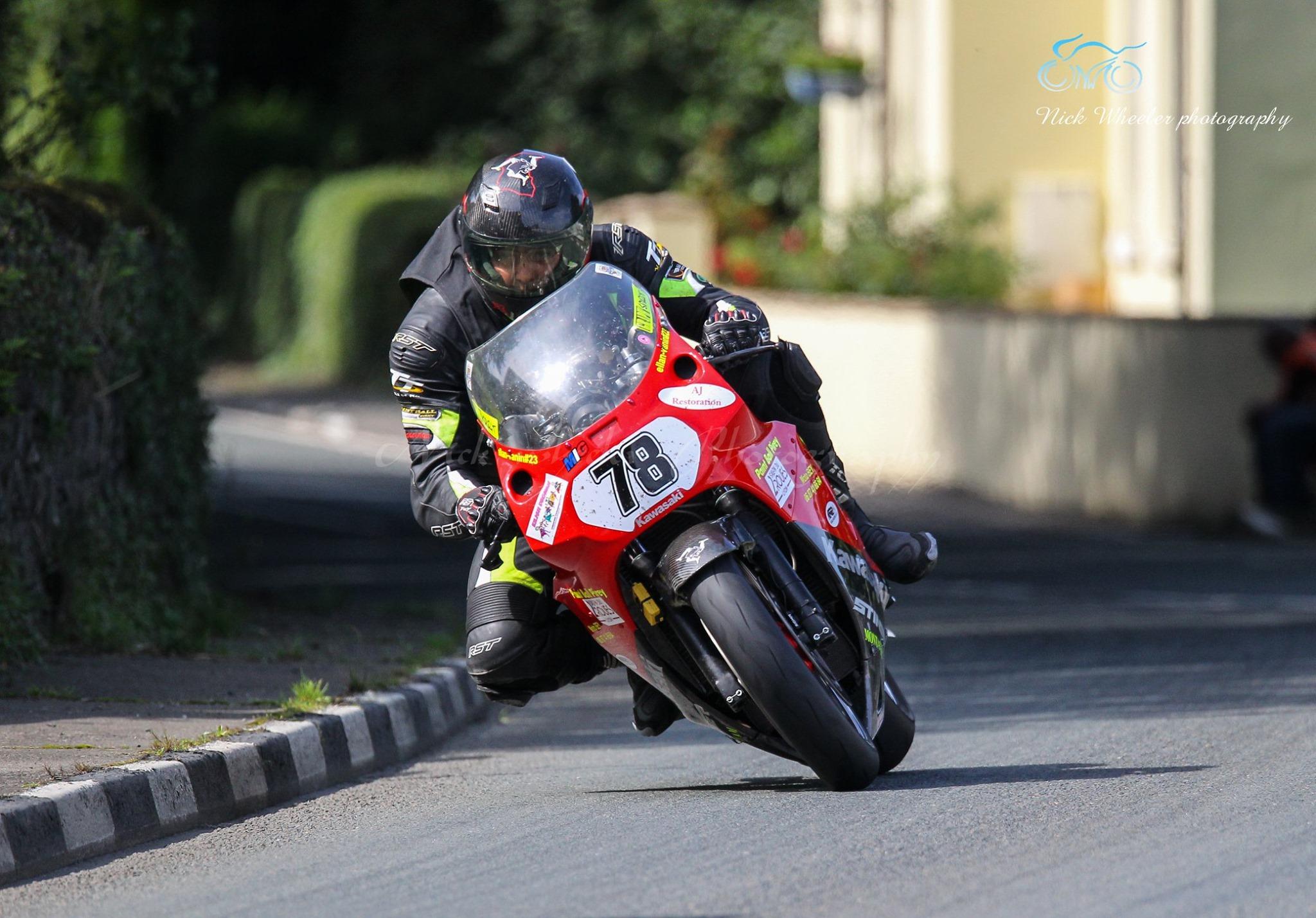 Manx GP Top 6: Richard Vuillermet