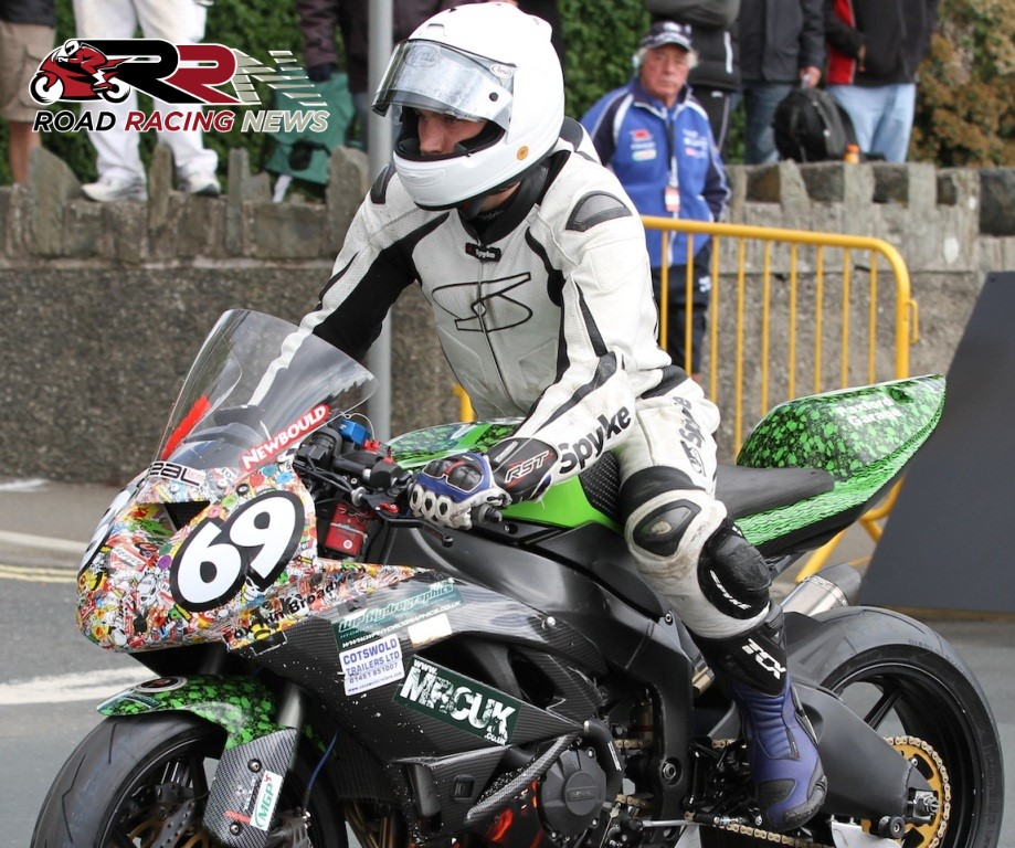 Manx GP Top 6: Joe Newbould