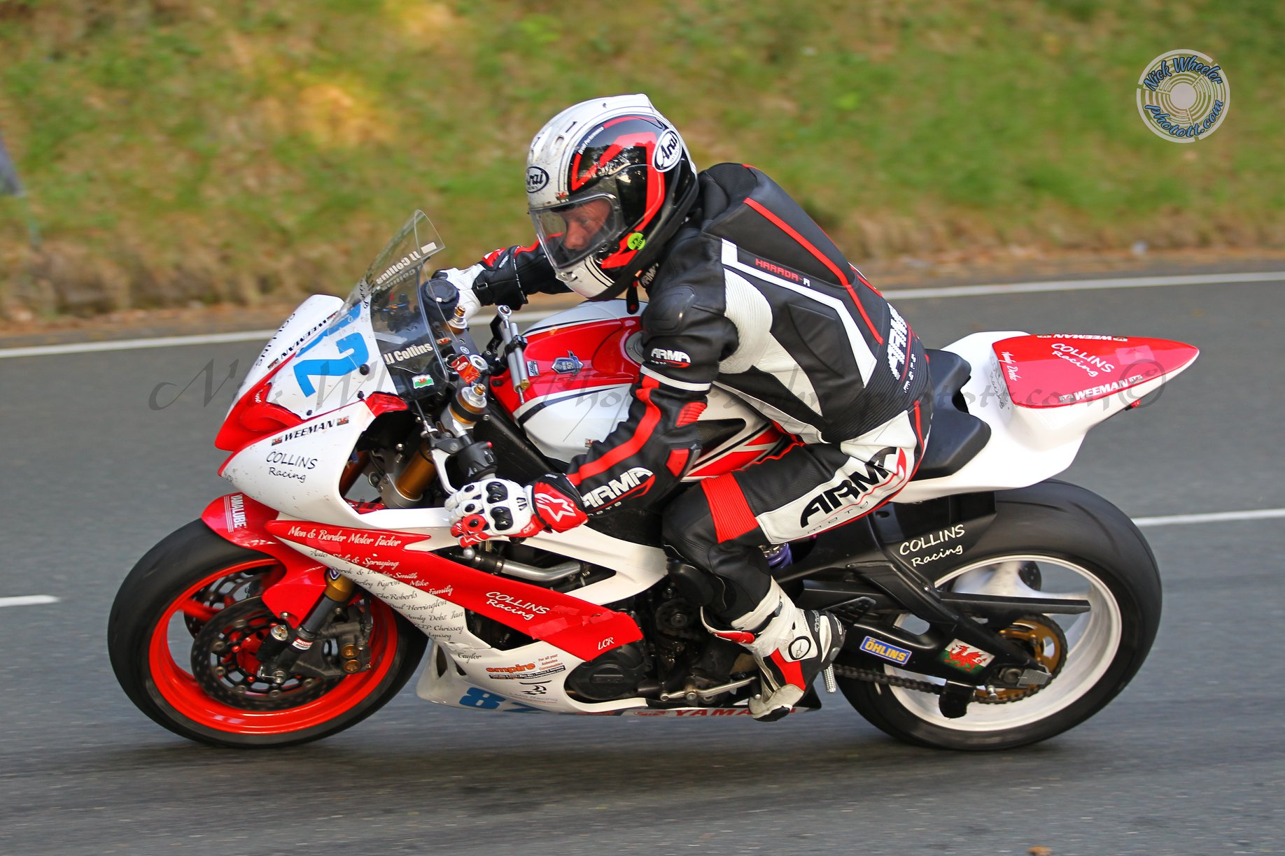 Welsh Roads Favourite Collins Set For Barry Sheene Classic, Gold Cup