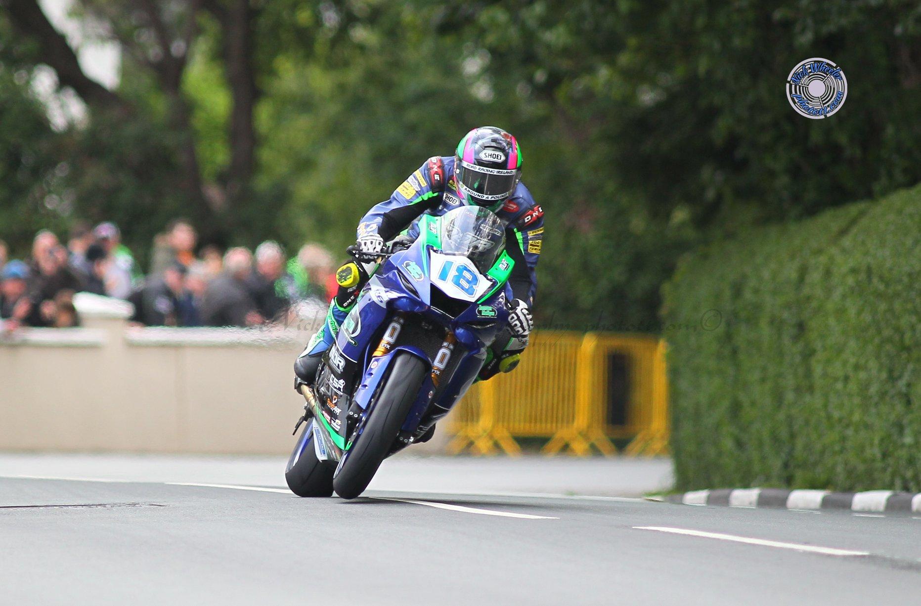 Manx GP Top 6: Michael Sweeney