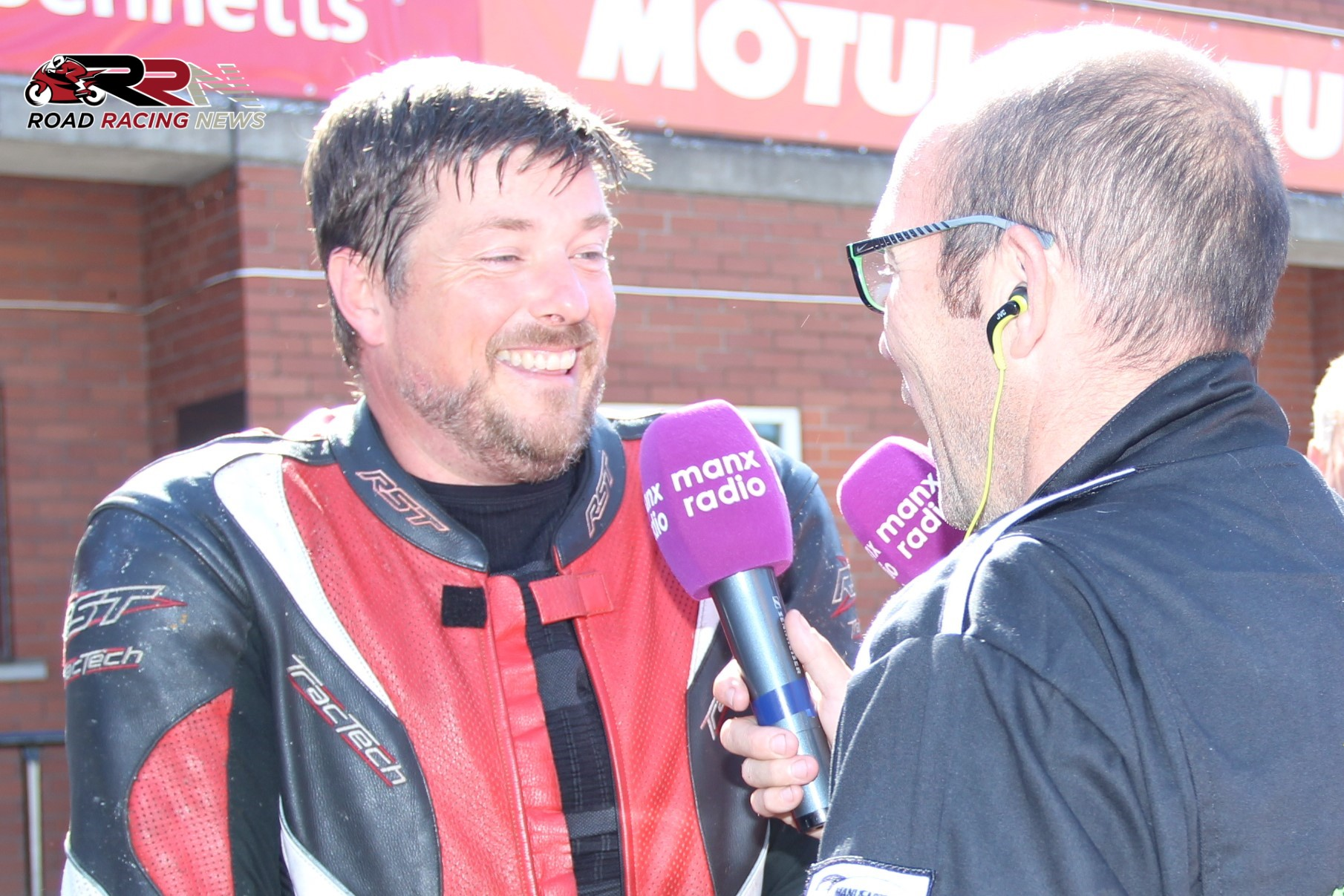 Manx GP Top 6: Andy Cowie