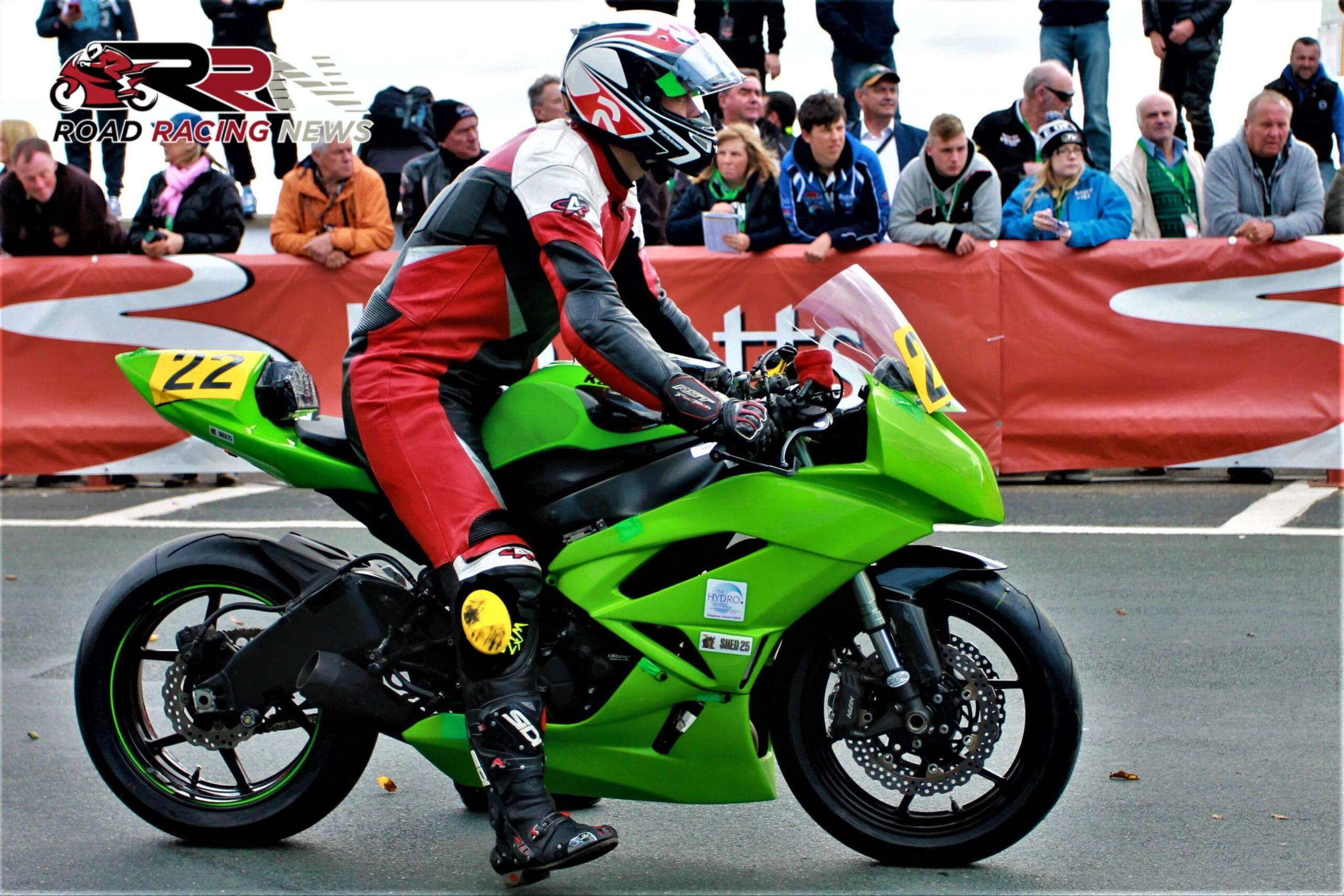 Manx GP Top 6: Karl Foster