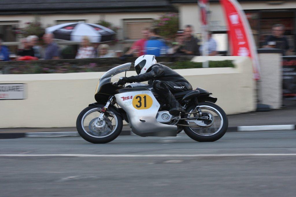 Famous TT Marques: BSA