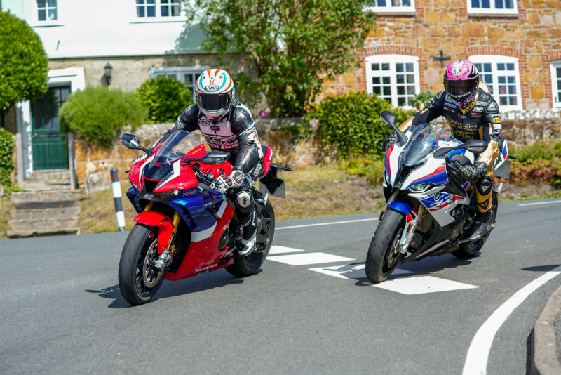 The Isle Of Wight's Diamond Roads Event