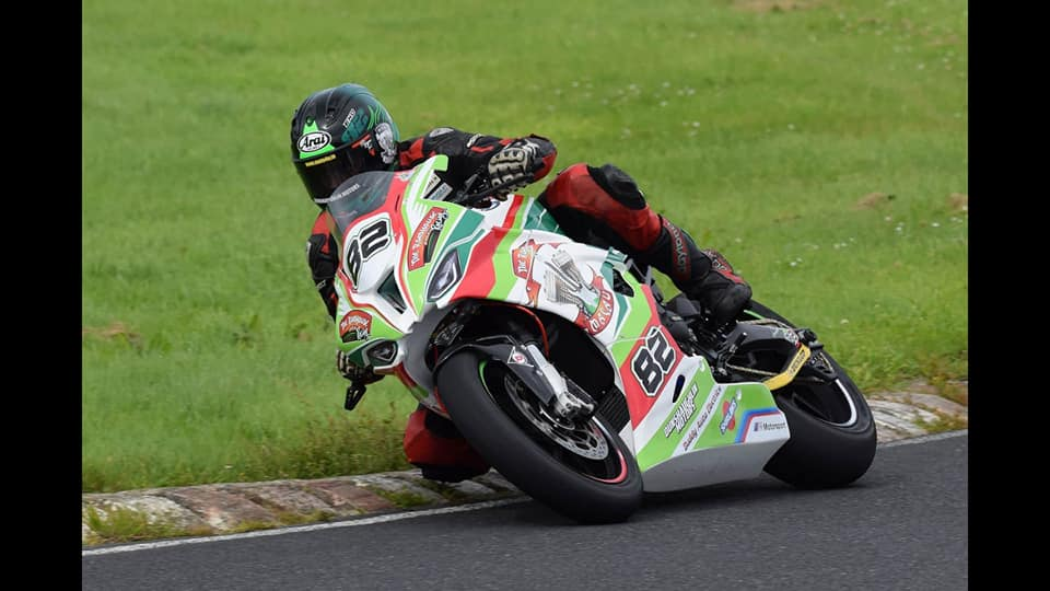 KDM Hire Cookstown 100 Latest: Sheils/Roadhouse Macau BMW Combination Ready For Lift Off