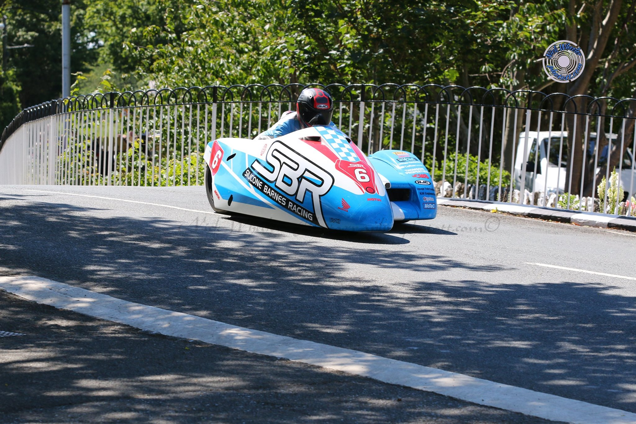 Road Racer's Adventures: British Sidecar Championship, Cadwell Park