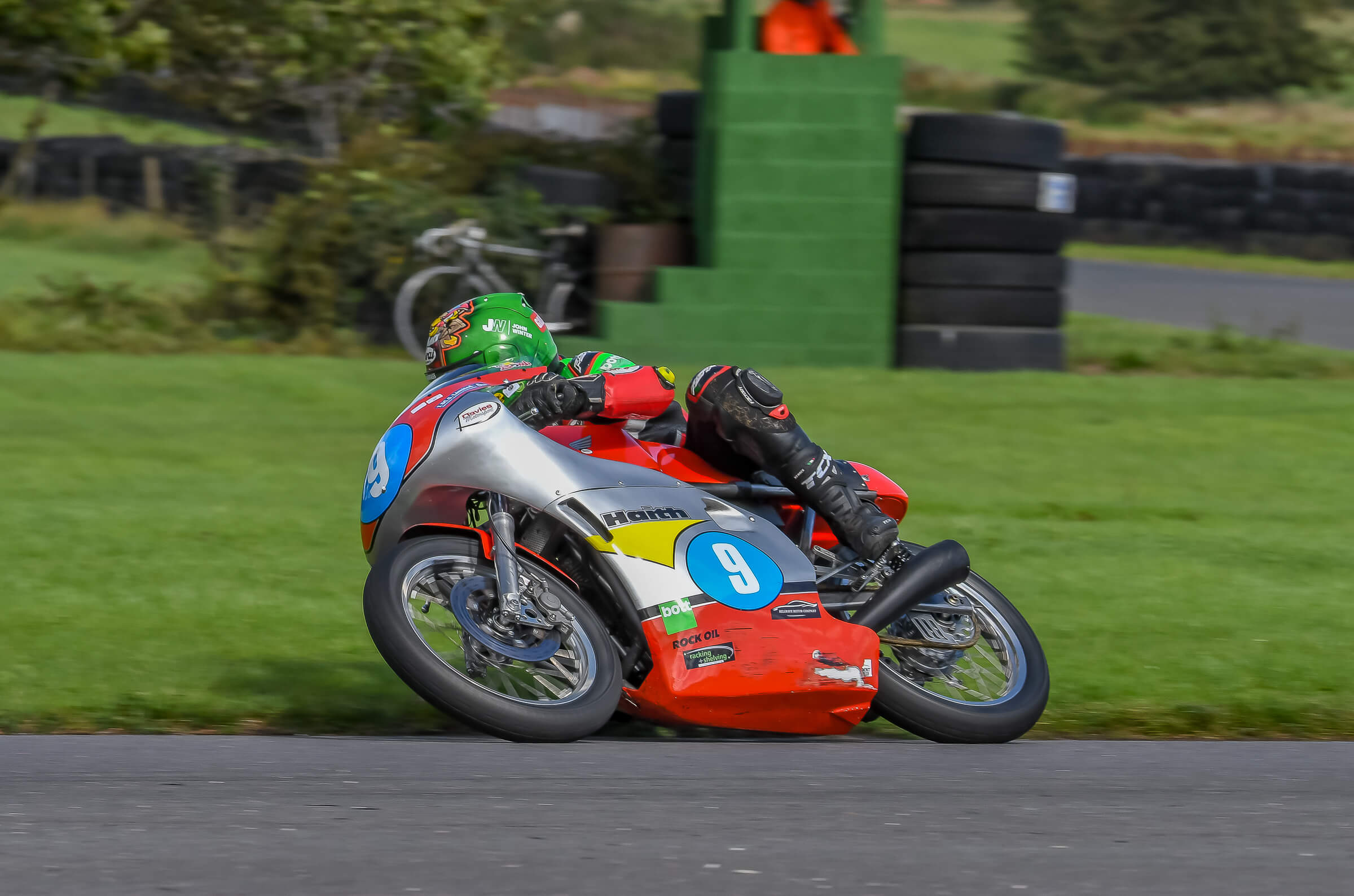 Road Racer's Adventures: CRMC, Darley Moor