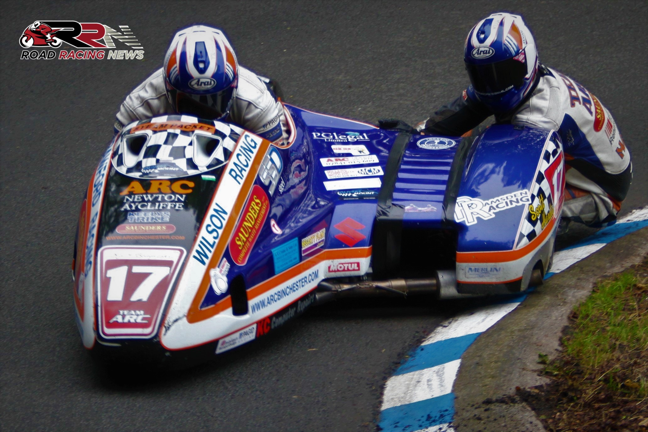 Road Racer's Adventures: EMRA, Mallory Park